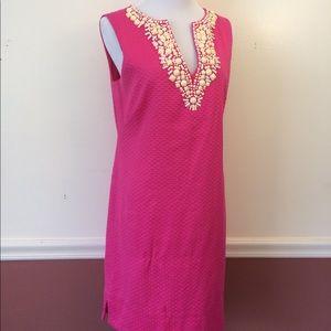 Maggy London Pink Sleeveless Dress
